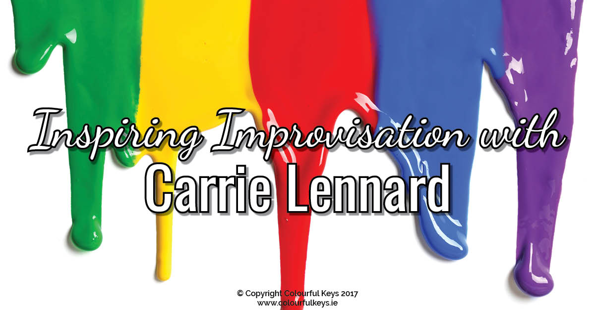 Inspiring Improvisation for Students with Special Needs with Carrie Lennard