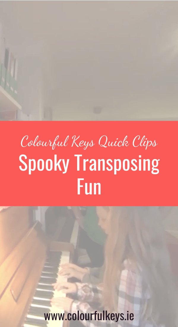 CKQC026_ Transposing a 'Skip to My Lou' duet for Halloween Blog Post Image Template Pinterest 2