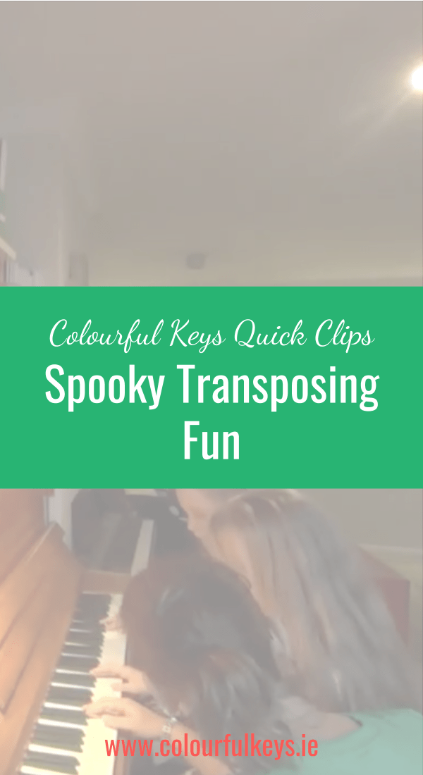 CKQC026_ Transposing a 'Skip to My Lou' duet for Halloween Blog Post Image Template Pinterest