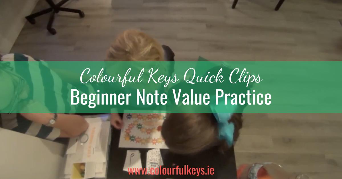 CKQC028_ Beginner note value work with 'Star Seekers' Blog Post Template