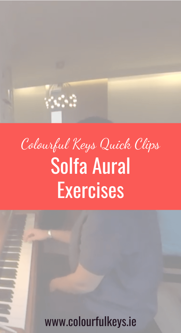 CKQC029_ Solfa identification aural exercise for beginner piano students Blog Post Image Template Pinterest 2