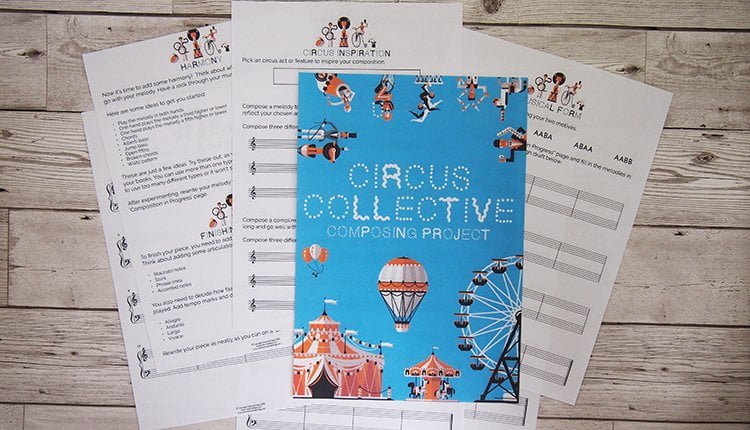 Circus Collective Composing Project