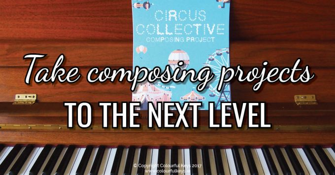 How to Make the Most Out of Piano Student Composing Projects