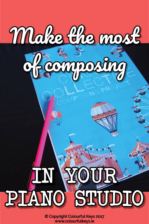How to Make the Most Out of Piano Student Composing Projects3