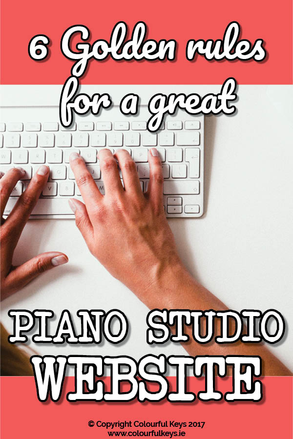 6 Golden Rules of a Great Piano Studio Website3