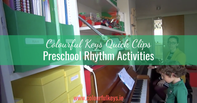 CKQC033: Rhythm Activities for Preschoolers with Vocalisations and Drumming