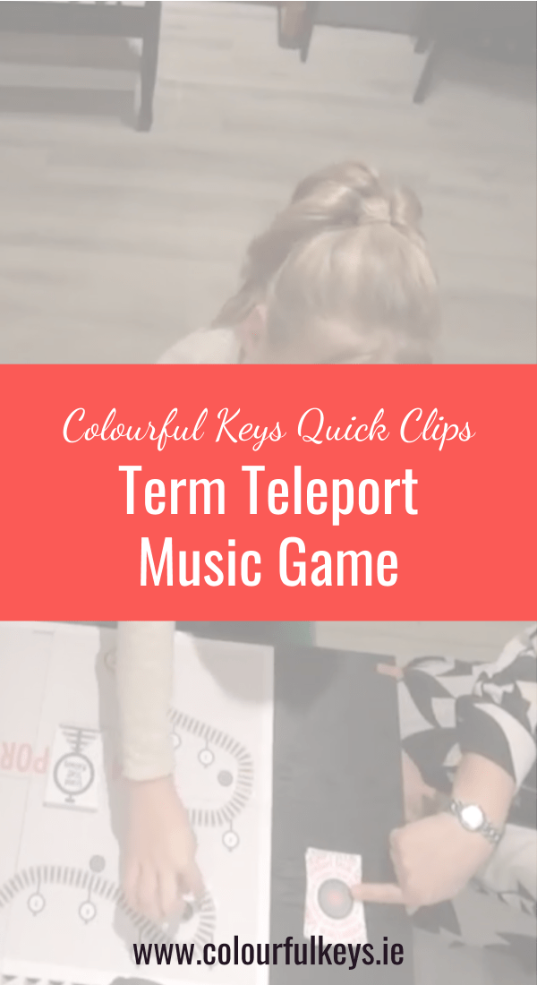 CKQC034_ 'Term Teleport' music theory game for early intermediates Blog Post Image Template Pinterest 2