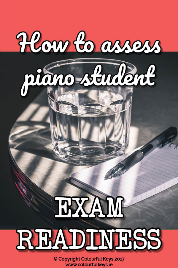 Rethinking Piano Exams Part 1 Reconsidering Readiness for Piano Exams3
