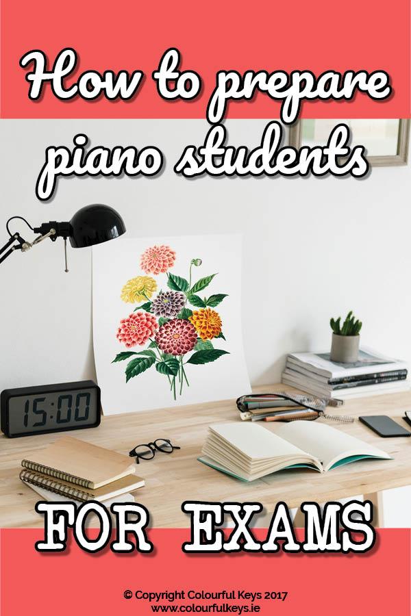 Rethinking Piano Exams Part 2 The Three Month Piano Exam Preparation Process3