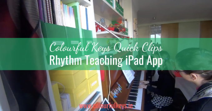 CKQC035: 'William Tell Overture' with the 'Super Metronome Groovebox' iPad app