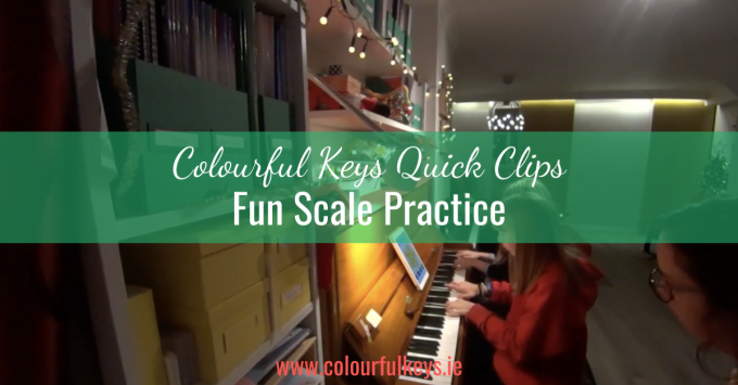 CKQC038_ Piano scale practice using the Musiclock iPad app Blog Post Template