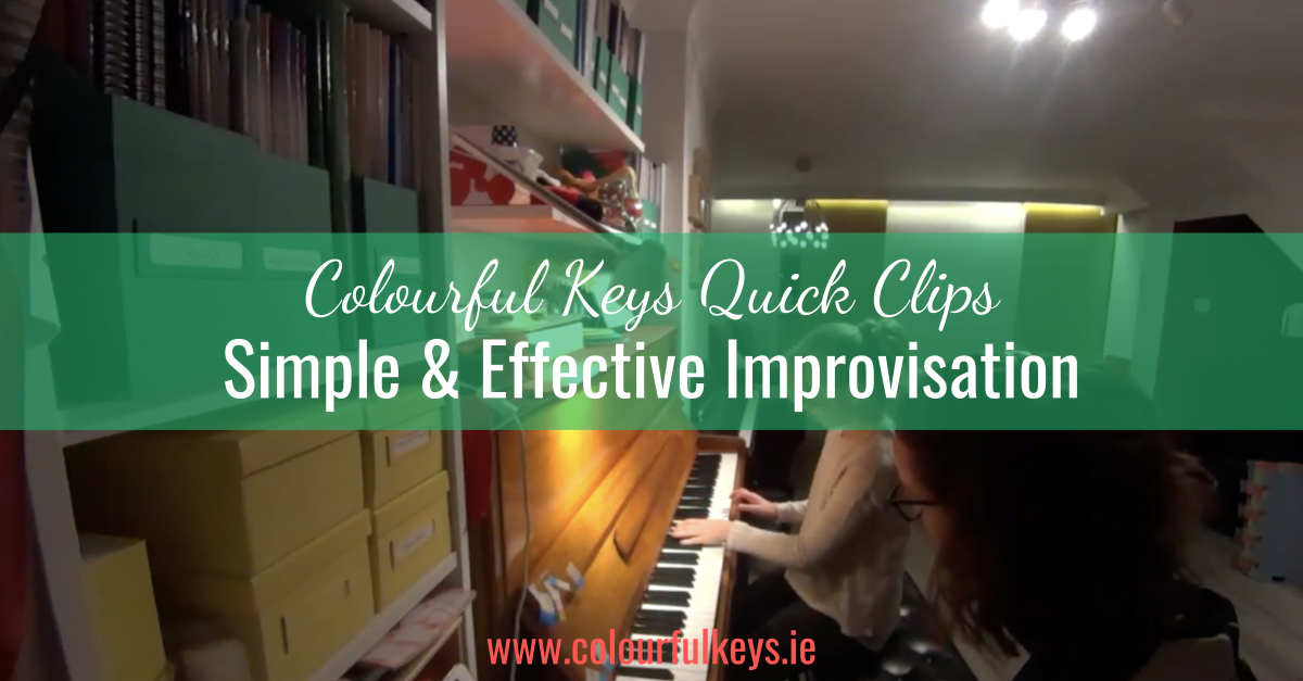 CKQC039_ Simple but effective solo improvisation for beginners Blog Post Template