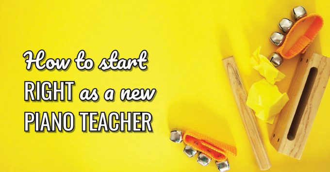 How to Start a Piano Teaching Business from Scratch