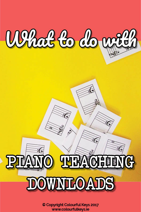 How to organise your digital piano teaching resources (so that they actually get used!)3