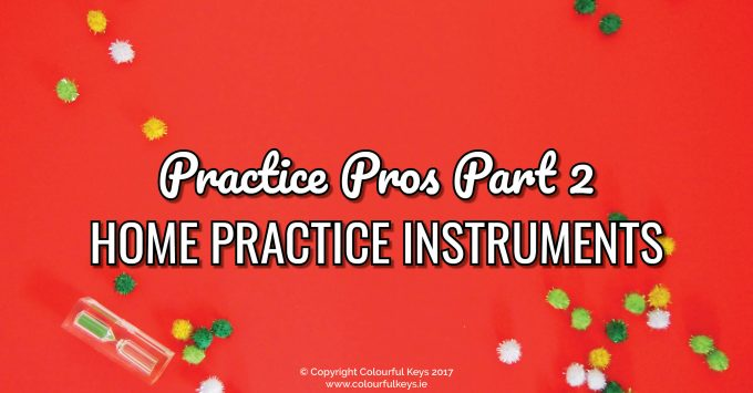 How to create piano practice pros part 2