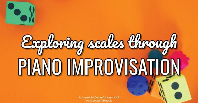Exploring Scales and the Circle of Fifths with Improvisation