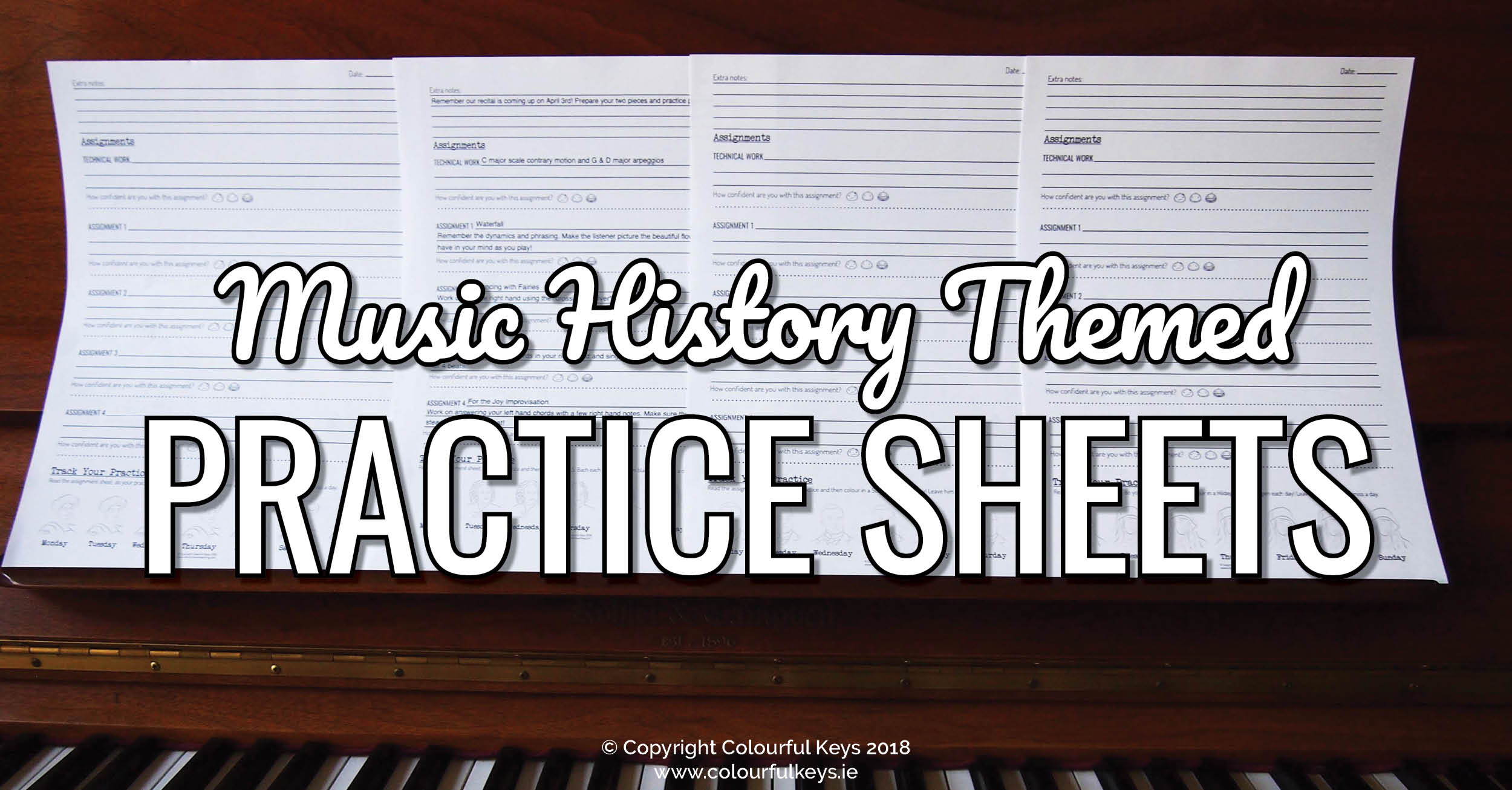 Bringing Music History to Life Part 1- Composer Assignment Sheets2