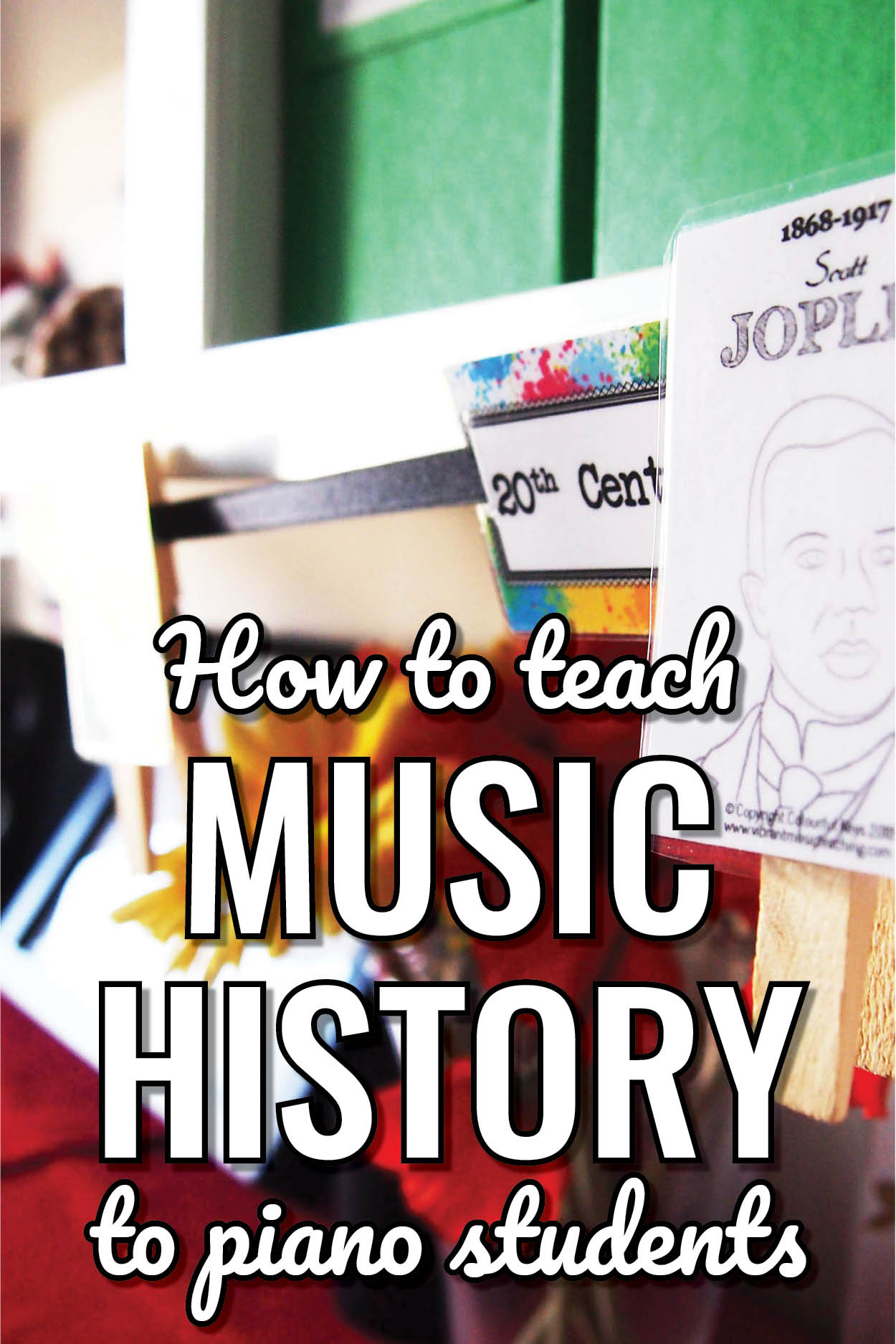 Bringing Music History to Life Part 2 - Growing Composer Timeline8