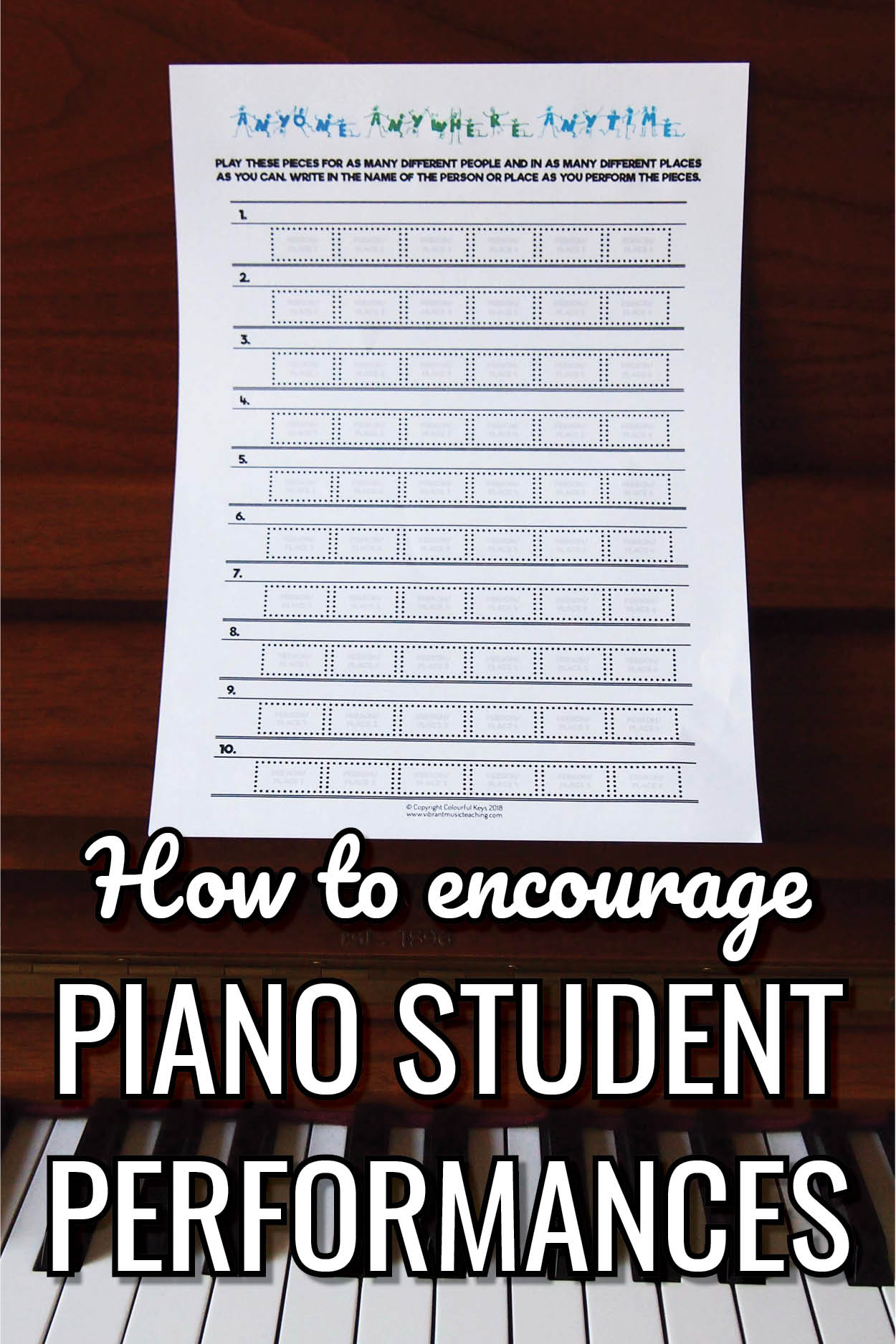 How to Create Piano Student Showoff Superstars7