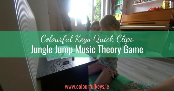 CCKQC040_ Jungle Jump game for learning beginning note names Blog Post Template