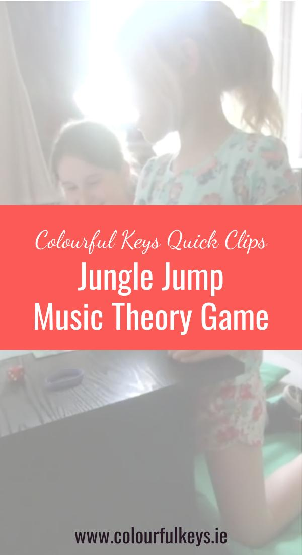 CKQC040_ Jungle Jump game for learning beginning note names Blog Post Image Template Pinterest 2