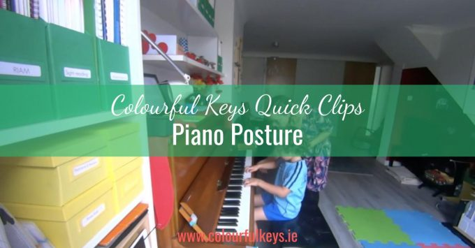 CKQC041_ Reviewing piano posture with young students Blog Post Template