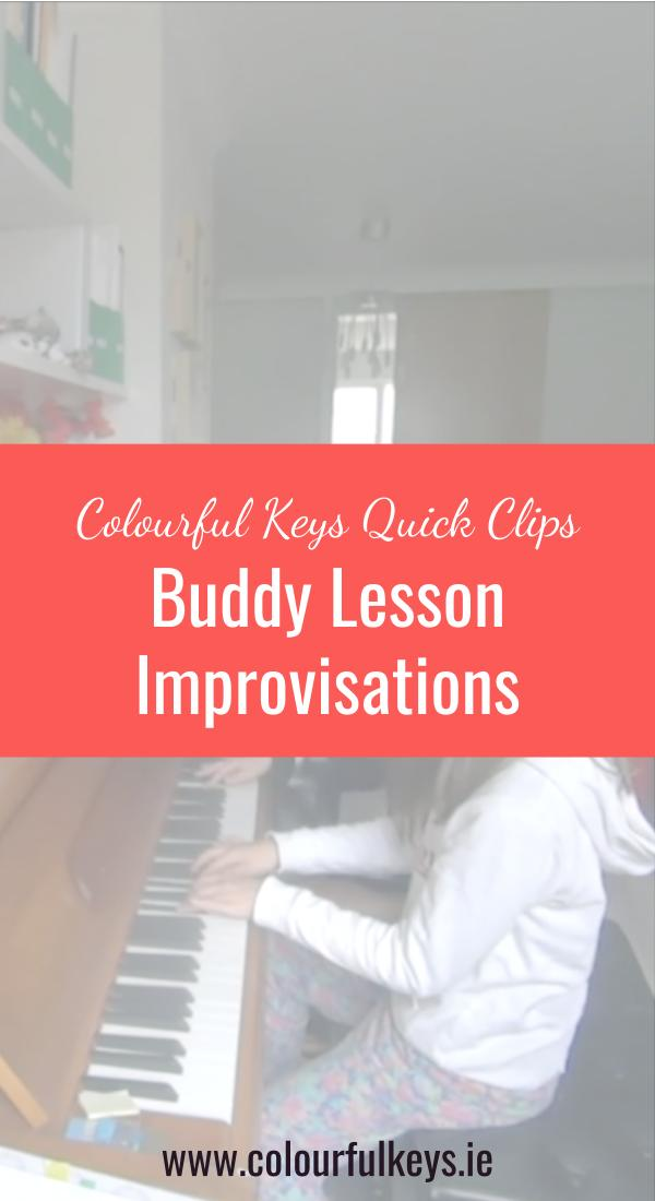 CKQC042_ Using Create First improvisations in buddy lessons Blog Post Image Template Pinterest 2