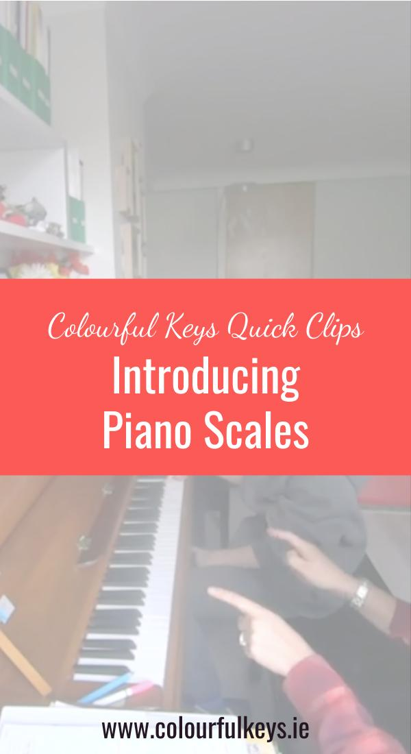 CKQC043_ Teaching piano scales with one finger from each hand Blog Post Image Template Pinterest 2