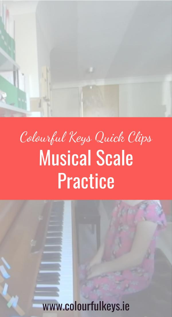 CKQC045_ Using dynamics to make scale practice more musical Blog Post Image Template Pinterest 2