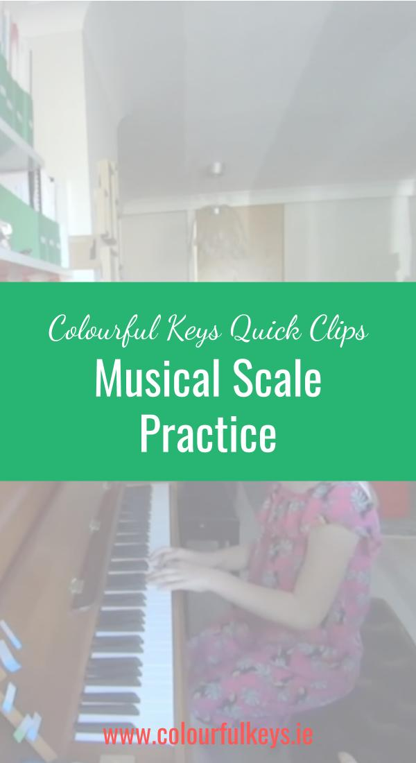 CKQC045_ Using dynamics to make scale practice more musical Image Template Pinterest