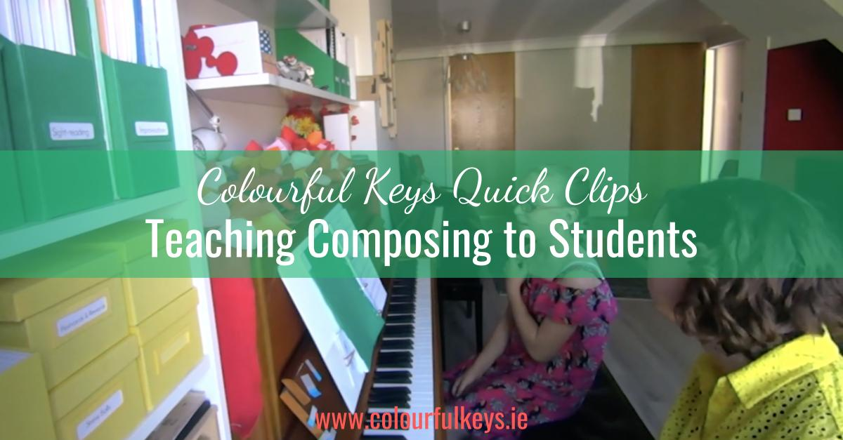 CKQC048_ Working on harmony in a student's composition Blog Post Template