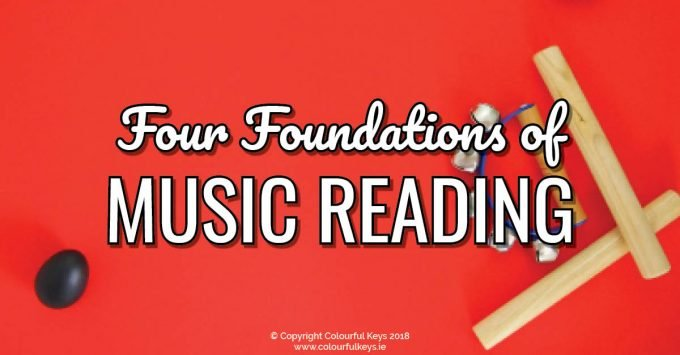 Four Foundational Music Reading Skills and How to Teach Them