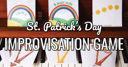 A Very Irish Improvisation Game for Paddy's Day