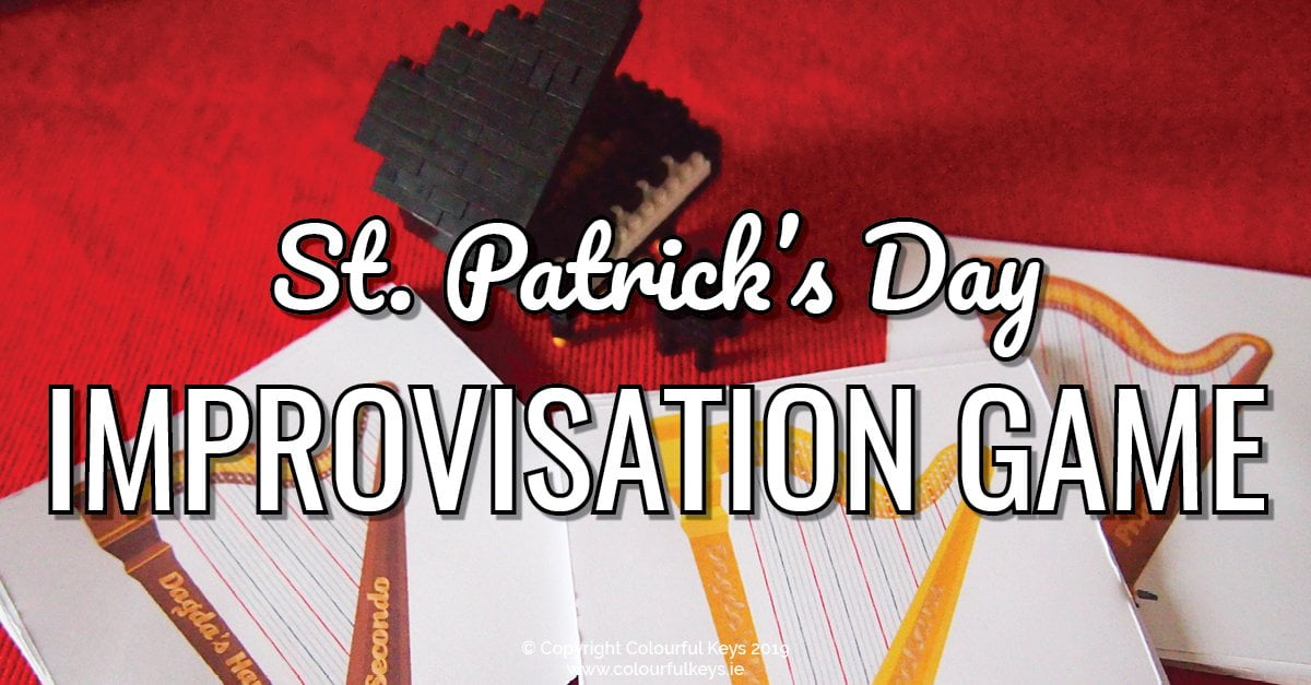 A Very Irish Improvisation Game for Paddy's Day2