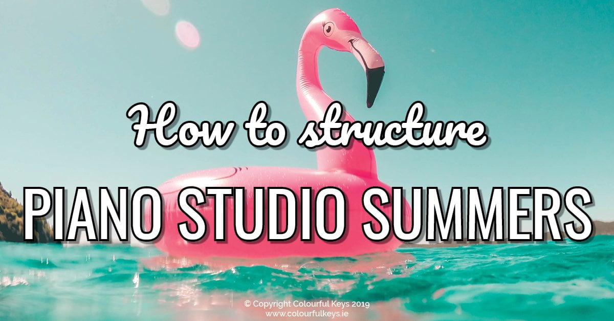 How to handle summer in your music studio business2