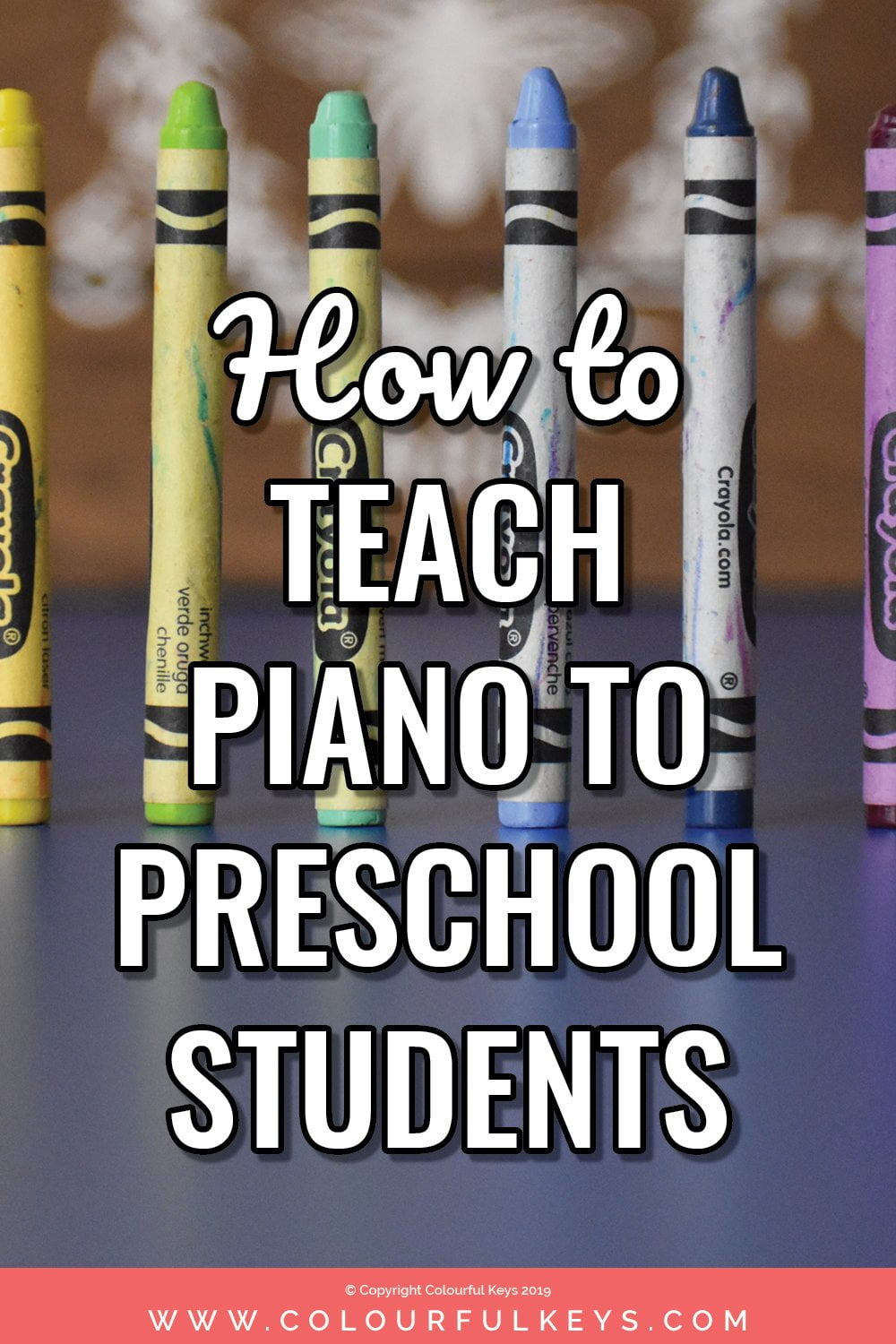 Why every preschool piano lesson should include improvisation and some improvisation ideas to try with your preschool piano students