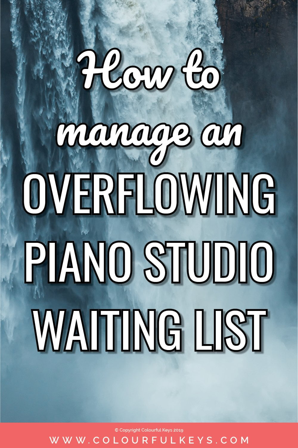 What to do with an overflowing music studio waiting list and how to bring extra students into your piano studio