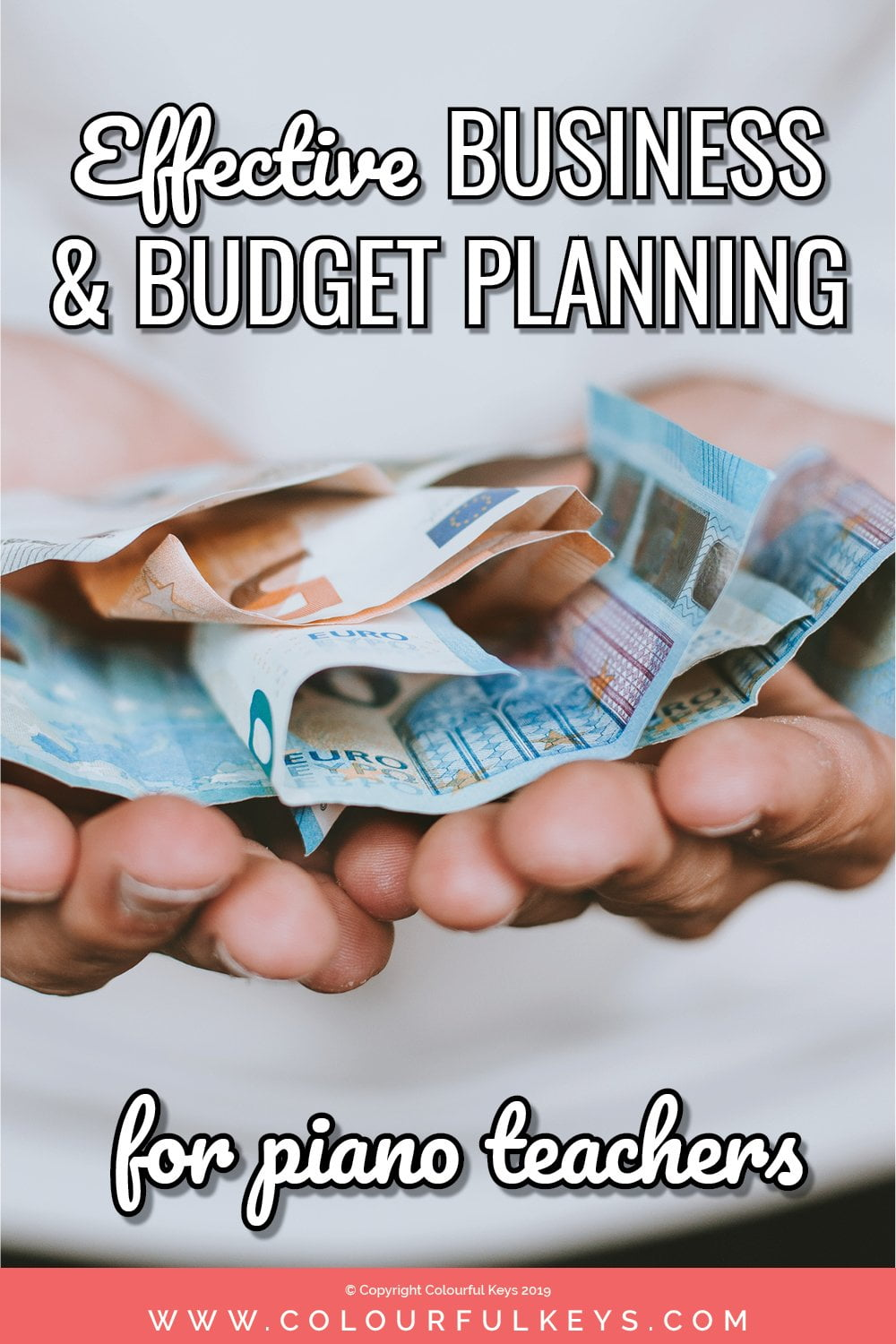 How to make a music teaching studio budget and have your most profitable year ever!