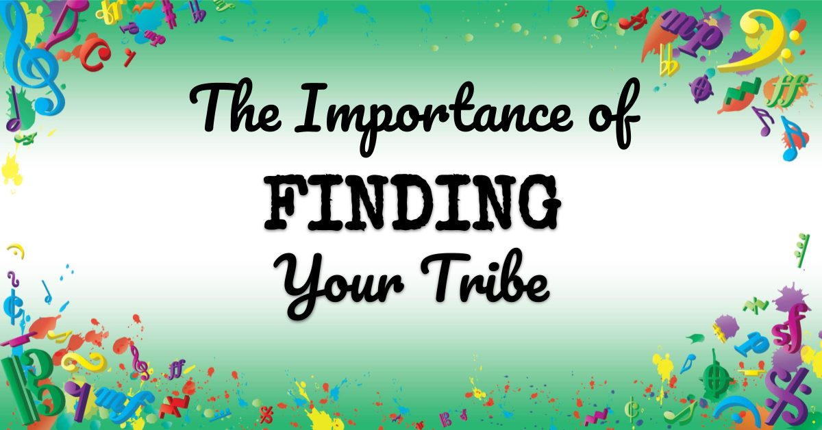 VMT065 The Importance of Finding Your Tribe