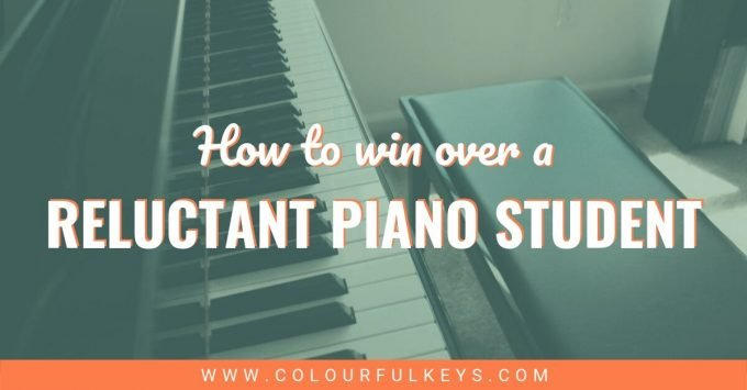 How to Win Over a Reluctant Piano Student 2