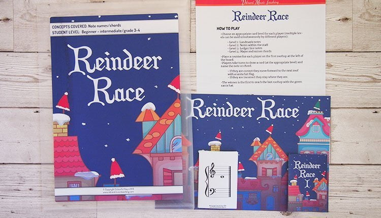 Reindeer-Race-theory-game
