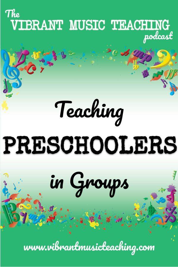 VMT069 Kris Skaletski on Teaching Preschoolers in Groups portrait