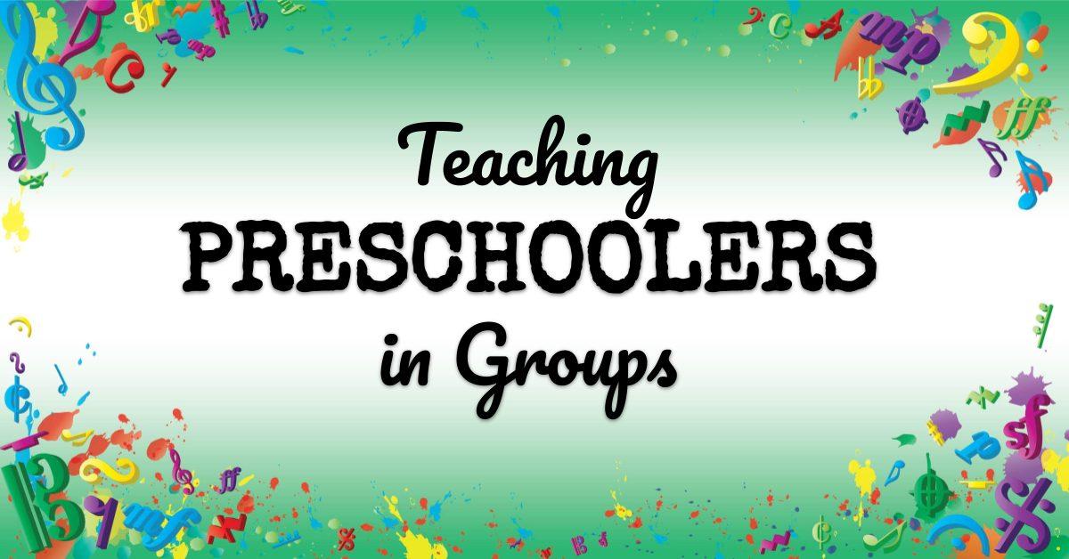 VMT069 Kris Skaletski on Teaching Preschoolers in Groups