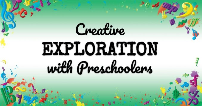 VMT071 Lyndel Kennedy on Creative Exploration with Preschoolers