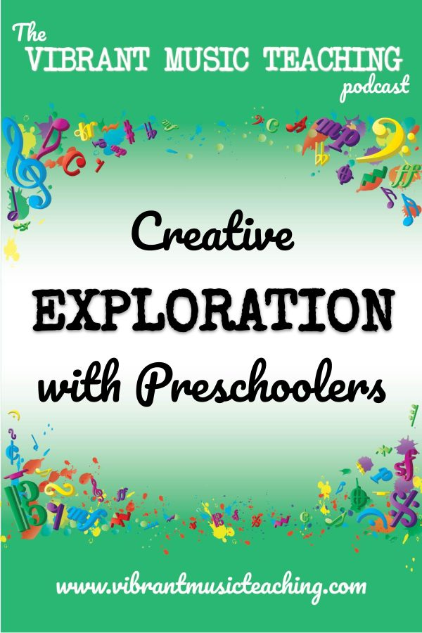 VMT071 Lyndel Kennedy on Creative Exploration with Preschoolers portrait