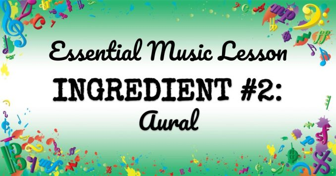 VMT073 Essential Music Lesson Ingredient No 2