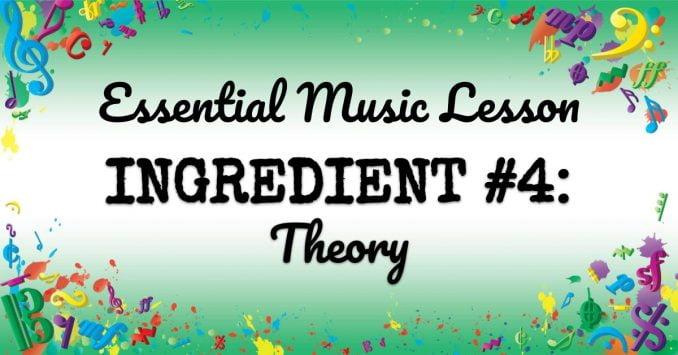 VMT075 Essential Music Lesson Ingredient No 4