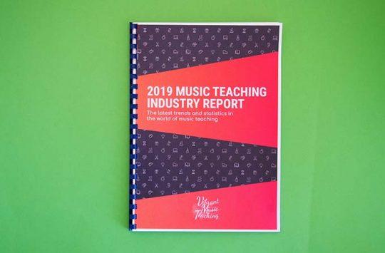 Music Teaching Industry Report 2019