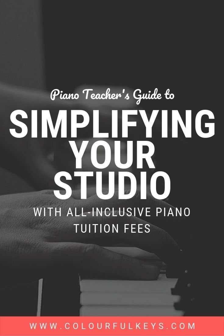 Simplify Your Studio with All-Inclusive Piano Tuition Fees 3