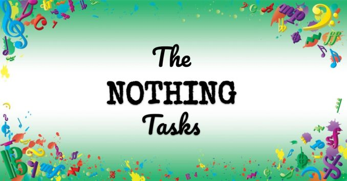 VMT081 The Nothing Tasks